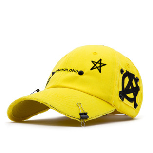 BBD Reflection Logo No Sympathy Cap (Yellow)