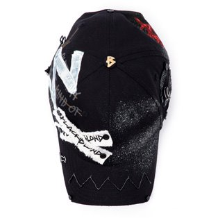 BBD Original Logo Cap Dirty Custom Ver. (Black)